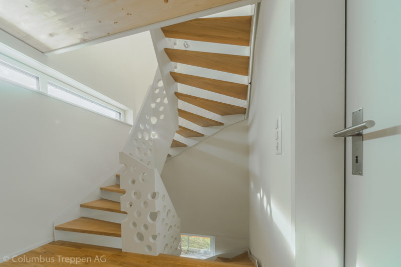 holzwangentreppen columbus treppen ag. Black Bedroom Furniture Sets. Home Design Ideas