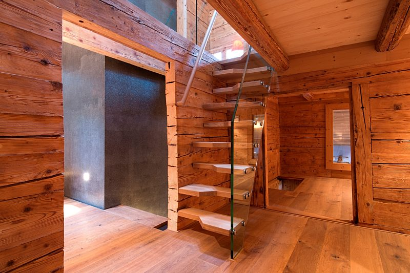 raumspartreppen aus holz columbus treppen ag. Black Bedroom Furniture Sets. Home Design Ideas